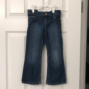 Old navy boot cut girls jeans